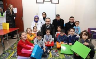 Dar gelirli ailelerin çocuklarına okul öncesi eğitim verecek