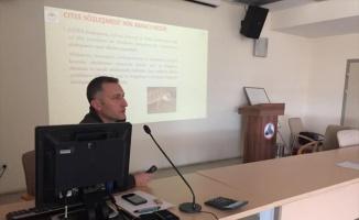 DKMP'den gümrük personeline CITES eğitimi