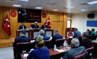 Edirne İl Genel Meclisi üyelerinden İdlib'teki saldırıya kınama
