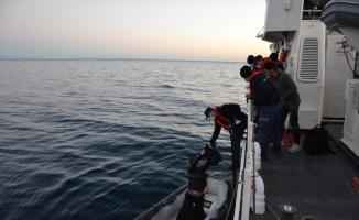 Edirne'de 40 düzensiz göçmen yakalandı