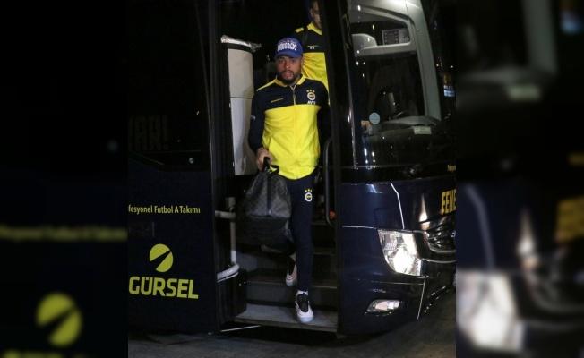 Fenerbahçe kafilesi, Kırklareli'ne geldi