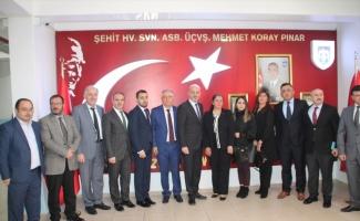 Gemlik'te şehit Koray Pınar vefatının 4'üncü yılında anıldı