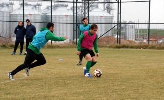 GMG Kırklarelispor'da Fenerbahçe maçı hazırlıkları sürüyor