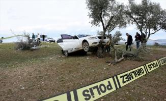 Çalınan aracının peşine düşen iş adamı şüphelilerden birini öldürdüğü iddiasıyla tutuklandı