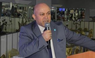İYİ Parti Darıca'da, Hüseyin Gündüz başkan seçildi