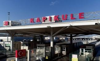 Kapıkule Sınır Kapısı'ndan 7 milyon yolcu geçti