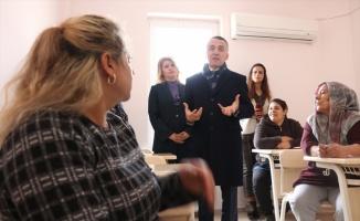 Kırklareli Valisi Osman Bilgin'den SODAM'a ziyaret