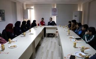Kırklareli'nde uluslararası öğrencilere