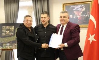 Kırklarelispor Başkanı Volkan Can: