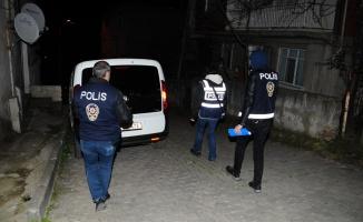Kocaeli'de çeşitli suçlardan arananlara yönelik operasyonda 41 kişi yakalandı