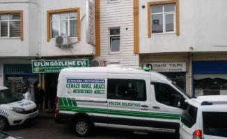 Kocaeli'de bir kişi otelde ölü bulundu