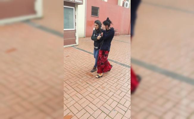 Kocaeli'de evden hırsızlık zanlısı kadın İstanbul'da yakalandı