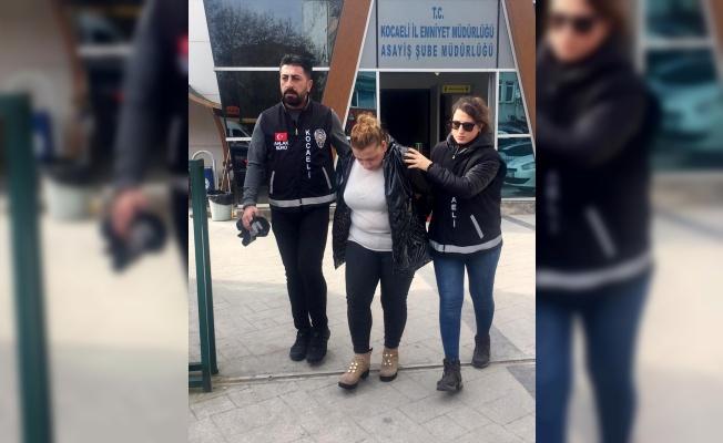 Kocaeli'de fuhuş operasyonunda yakalanan 2 şüpheli tutuklandı