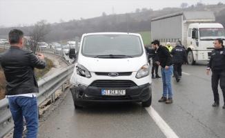 Kocaeli'de kamyonet çalan zanlı Yalova'da yakalandı