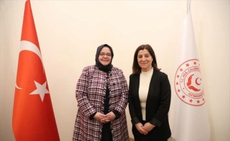 Milletvekili Aksal, Bakan Selçuk'u ziyaret etti