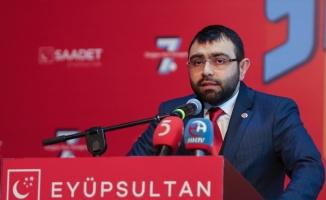 Saadet Partisi Genel Başkanı Karamollaoğlu,