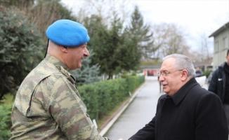 Sakarya Valisi Nayir'den ziyaret
