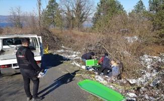 Sakarya'da ormanlık alanda erkek cesedi bulundu