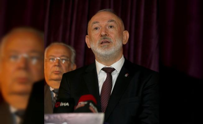 Süper Lig'in 5 şampiyon kulübünün divan kurulu başkanları buluştu