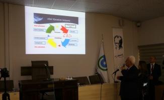 Tekirdağ'da deprem bilgilendirme toplantısı