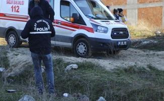 Tekirdağ'da kayıp kişinin cesedi boş arazide bulundu