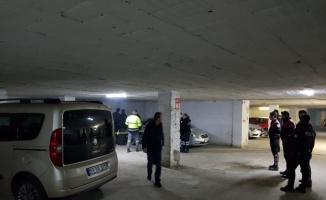 Tekirdağ'da otoparkta ceset bulundu