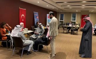 Turizmciler Kuveyt'te ikili iş görüşmeleri yaptı