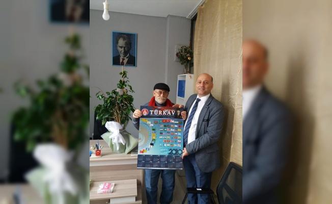 TÜRKAV İl Başkanı Soytürk'ten, Tekirdağ Altı Nokta Körler Derneğine ziyaret