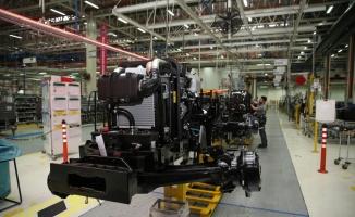 TürkTraktör'ün motorlarını Türk mühendisler üretiyor