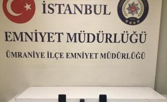 Ümraniye'deki uyuşturucu operasyonunda 1 kişi tutuklandı