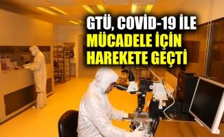 GTÜ, Covid-19 ile mücadele için harekete geçti