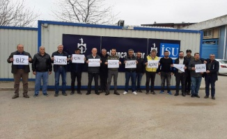 İSU ekipleri Covid-19'a rağmen7 gün 24 saat sahada