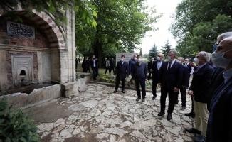 Başkan Büyükakın: Fatih Sultan Mehmet'in emanetine sahip çıkıyoruz