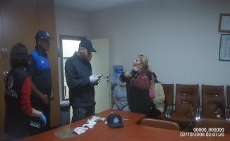Dilenci operasyonunda 3 kişi yakalandı