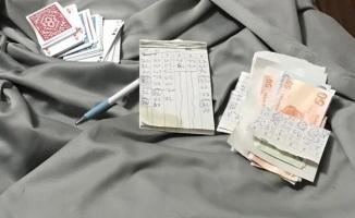 Evde kumar oynanan 10 kişiye 36 bin 400 lira para cezası