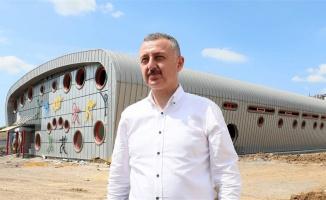 Başkan Büyükakın:  Gebze'de spora 50 milyonluk yatırım yapıyoruz