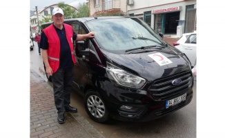 Ford Otosan'dan, Türk Kızılay'a minibüs bağışı