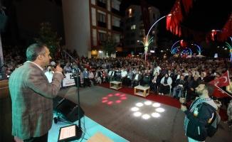 Çayırova'da 15 Temmuz programı