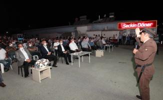 Gebze'de Yol Konserleri, Kamyon ve TIR Parkı'nda başladı