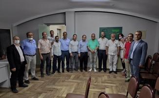 Gelecek Partisi Kocaeli'ye saha eğitimi verildi