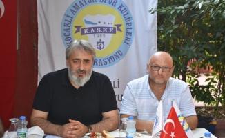 KASKF Başkanı Murat Aydın: Gebze'ye yeni statlar kazandırılacak