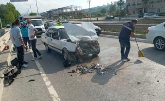 Trafik kazalarına anında müdahale