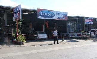 Kocaeli'de iş yerine silahlı saldırı: 3 yaralı