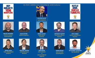 AK Parti Darıca'da icra belirlendi