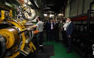 Başkan Büyükakın: Yeni yatırım için en sağlam ve hazır ülke Türkiye'dir