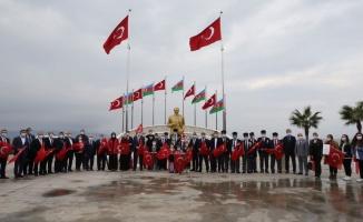 Darıca'da Cumhuriyet Bayramı coşkusu yaşandı