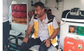 Filyasyon ekibine saldırdıkları iddia edilen 2 kişi gözaltına alındı