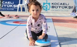 Floor Curling bu hafta Darıca'da yapıldı