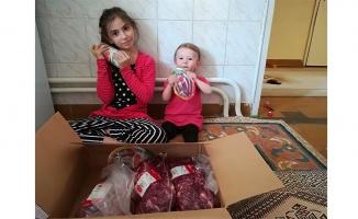 LÖSEV, Kocaeli'de ailelere et yardımı sağlıyor