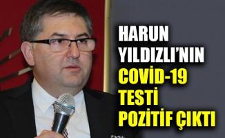 CHP Kocaeli İl Başkanı Harun Yıldızlı'nın Covid-19 testi pozitif çıktı